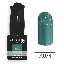 Гель лак Vogue Nails Premium 074, 10ml