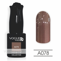 Гель лак Vogue Nails Premium 078, 10ml
