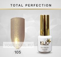 Гель-лак KLIO Professional Total №105, 8ml