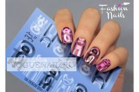 Слайдер Fashion Nails Aero №17