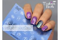 Слайдер Fashion Nails Aero №21