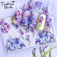3D слайдер Fashion Nails №90
