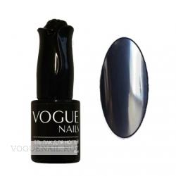 Гель лак Vogue nails Черный властелин, 10ml
