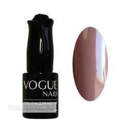 Гель лак Vogue nails Эспрессо, 10ml