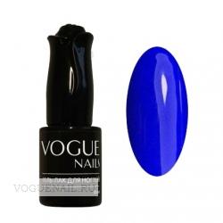 Гель лак Vogue nails Популярный синий, 10ml